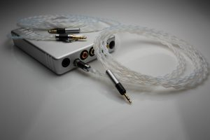 Reference pure Silver Sennheiser HD599 HD598 HD595 HD579 HD559 HD558 upgrade cable v2.0 by Lavricables