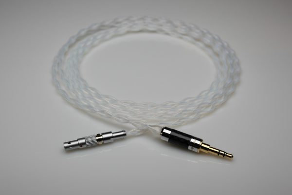 Reference pure Silver AKG 812 AKG 872 upgrade cable by Lavricables