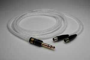 Master pure Silver Abyss AB-1266 upgrade cable by Lavricables