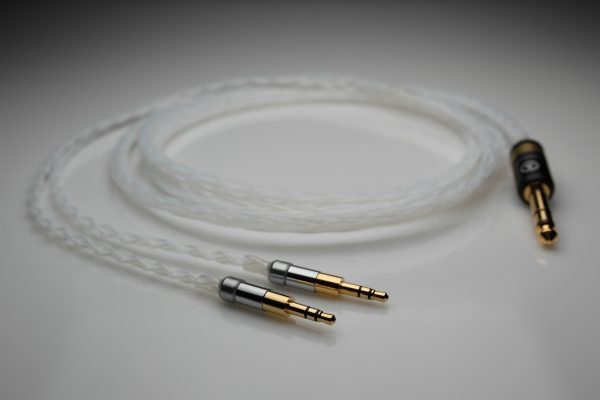 Ultimate pure Silver Beyerdynamics T1 T5 AK T5p 2nd gen v2 upgrade cable by Lavricables