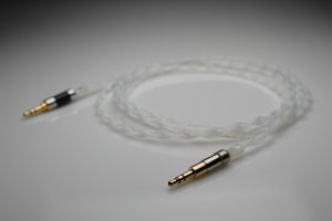Reference Silver Philips X1, X2 upgrade cable by Lavricables