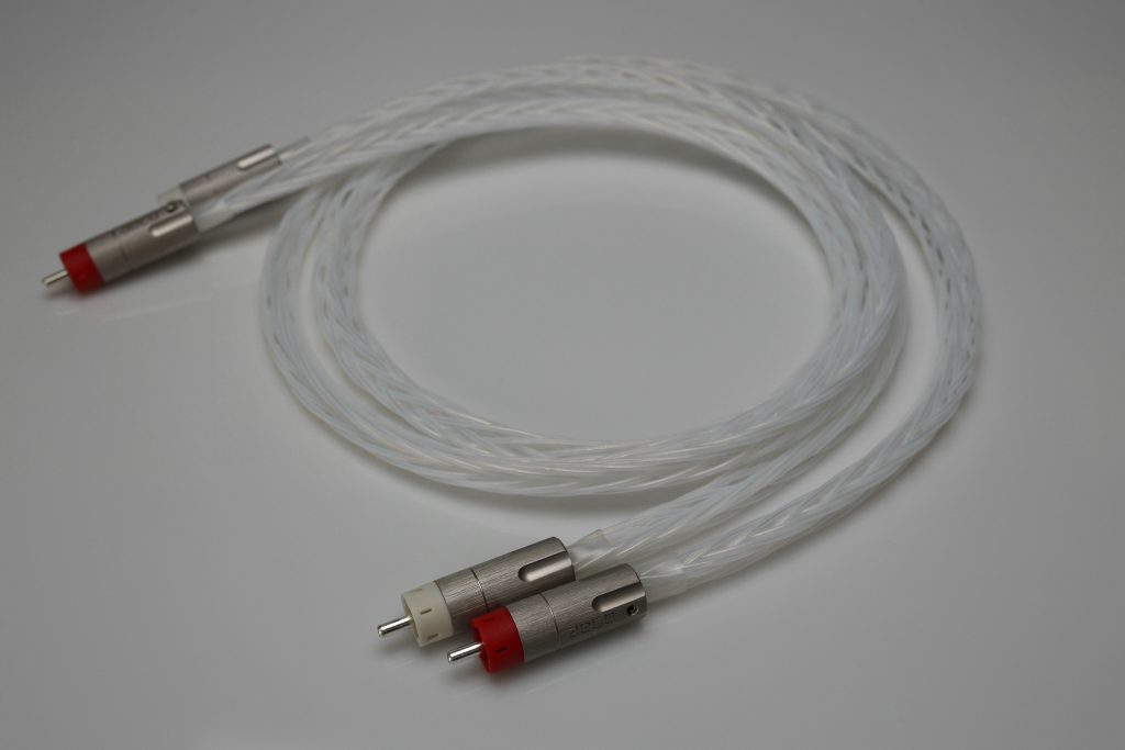 Ultimate Silver RCA Interconnects