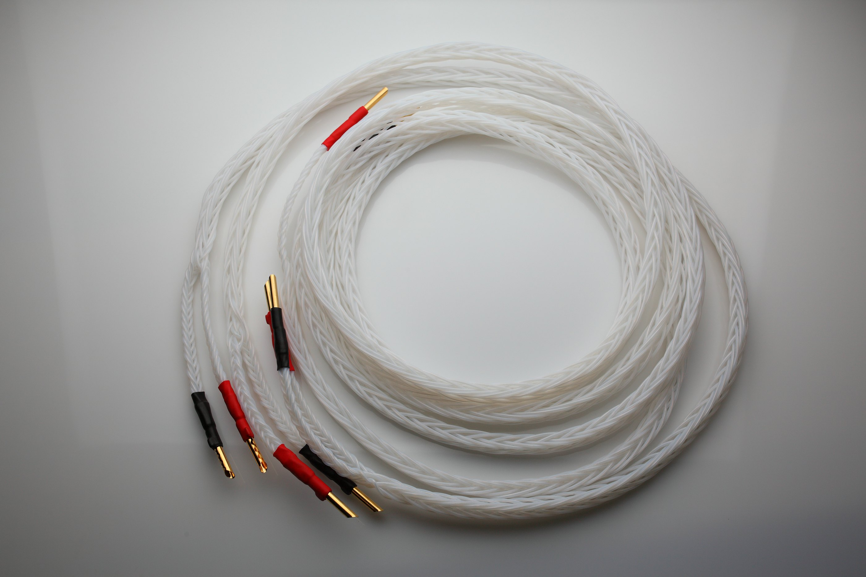 Lavricables Ultimate Silver Speaker Cables