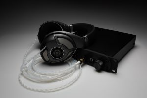 Ultimate pure Silver Sennheiser HD700 upgrade cable by Lavricables