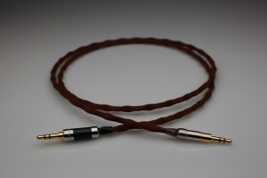 Reference pure Silver Oppo PM3 upgrade cable by Lavricables