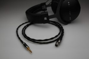 Reference pure Silver Beyerdynamic DT1770 DT1990 upgrade cable v2.0 by Lavricables
