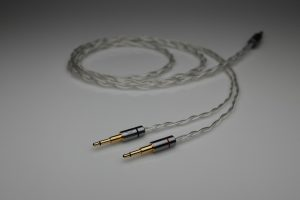Master pure Silver awg22 multistrand litz OPPO PM1 PM2 headphone upgrade cable by Lavricables