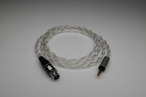 Ultimate pure Silver Beyerdynamic DT1770 DT1990 headphone upgrade cable by Lavricables