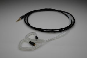 Reference pure Silver Acoustune HS1501 HS1503 HS1551 HS1650 CU HS1670 SS upgrade cable by Lavricables