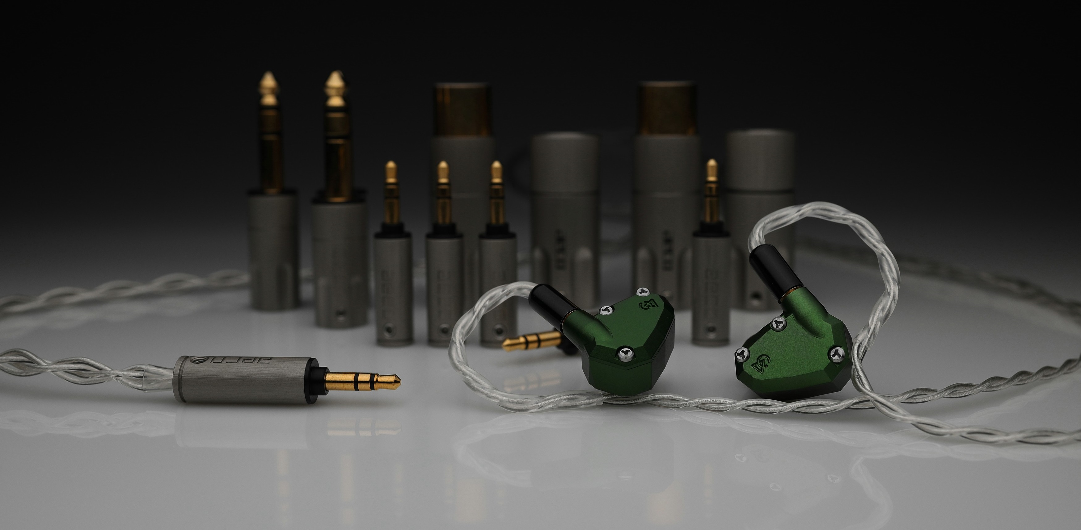 New mmcx iem cables with pure copper Aeco plugs available now!