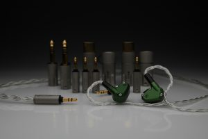 Master pure silver awg22 multistrand litz Sony IER-Z1R ier Shure 846 Westone Xelento Campfire Astell&Kern EUCLID Rai Penta iem mmcx upgrade cable by Lavricables