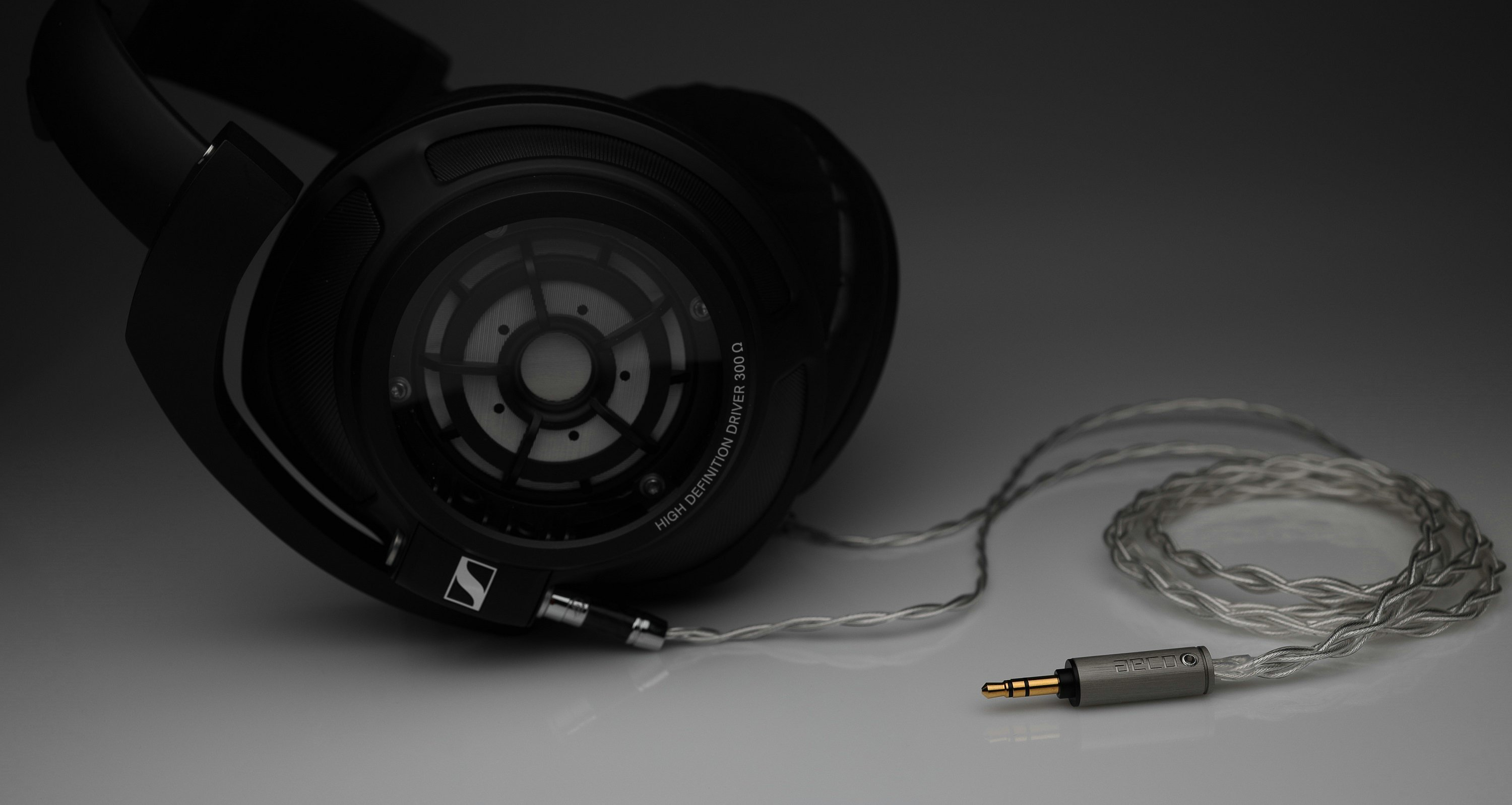 Master awg22 Sennheiser HD820 upgrade cable